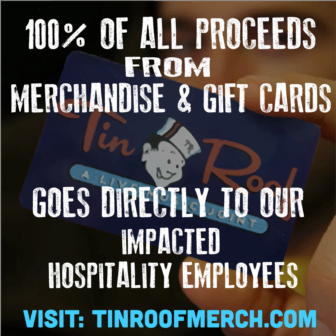 Gift Cards & Merch